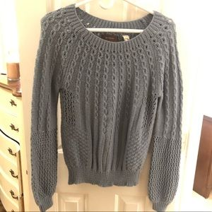 Anthropologie Guinevere Wool Sweater (small)